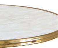 Bordplade Marmor