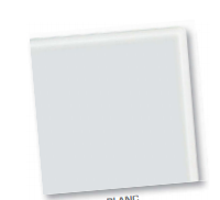Bordplade Hvid