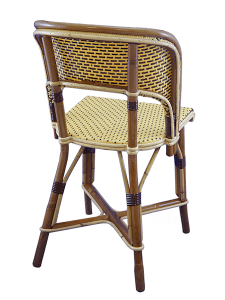 Maison Gatti - Chaise Deauville ryg