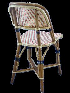 Maison Gatti - Chaise Mirliton ryg