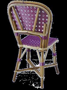 Maison Gatti - Chaise Moka ryg