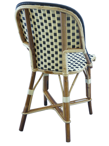 Maison Gatti - Chaise Rivoli ryg